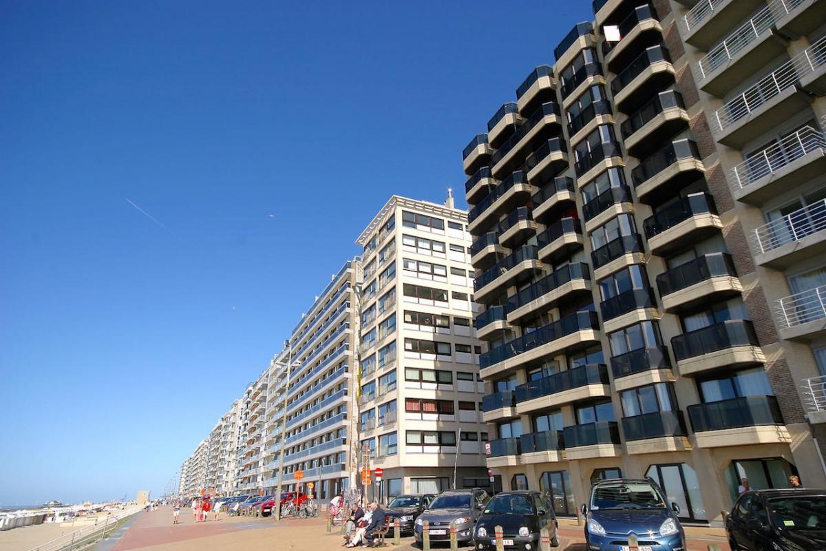 Vastgoed Unicum - Blankenberge, Appartement - Appartement met ...