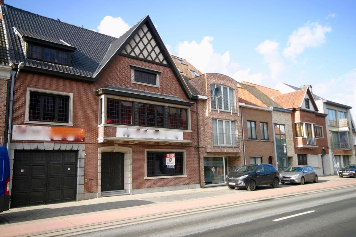 Vastgoed unicum eeklo handelspand met woonst handelshuis met commerci le ruimte - Kantoor met geintegreerde opslagruimte ...