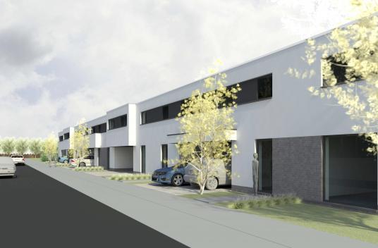 Betaalbaar, uniek en strakmoderne nieuwbouwwoningen te Kaprijke